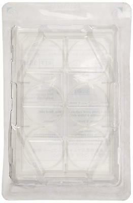CORNING 353046 Multiwell Flat Bottom Cell Culture Plate Pack of 50