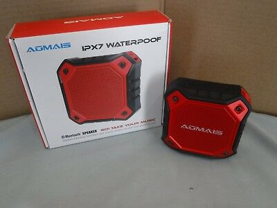 AOMAIS Ultra Portable Wireless Bluetooth Speakers Waterproof IPX7 8W Speaker