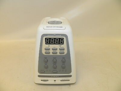 UNIT ONLY Sound Oasis BLS-100SO Natural Wake Up Sleep System Alarm Clock