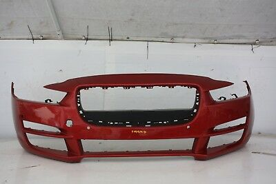 Genuine Jaguar Xe X760 Se Front Bumper 2015-On P/N: Gx73-17F003-Aa