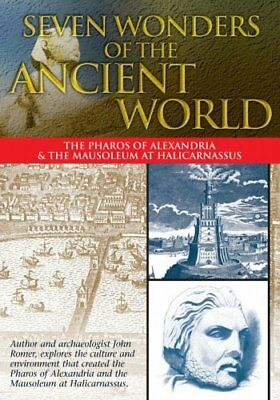 Seven Wonders Of The Ancient World - The Pharos Of Alexandria [DVD]