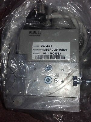 Riello R40 RBL Dungs gas train valve 3970534 MBZRDLE410B01