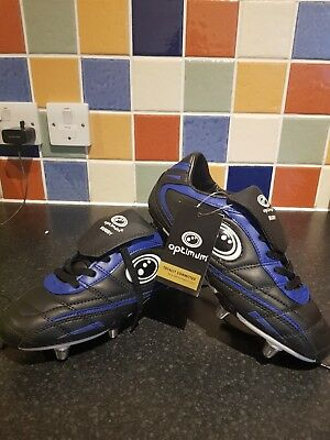 Optimum Rugby Boots Uk 6 brand new