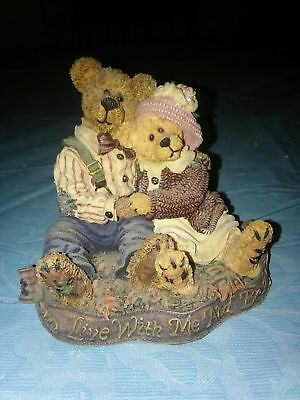 Boyds Bears & Friends HENRY & SARAH...THE BEST IS YET TO COME STYLE #228330
