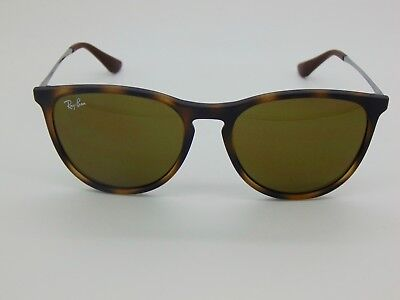 New Ray Ban Jr. RJ 9060S 7006/73 Matte Havana Tortoise/Brown Kids Sunglasses