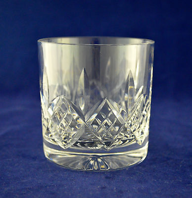 "Stuart Crystal ""GLENGARRY"" Whiskey Glass / Tumbler – 8.2cms (3-1/4″) Tall"