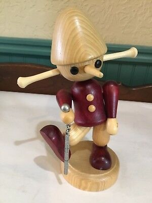 Cute Wooden Dr. Bob Spectacle Eyeglass Holder Stand