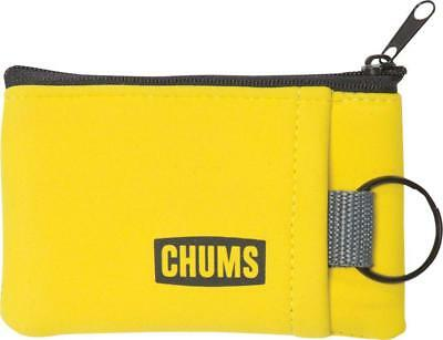 NEW Chums Floating Marsupial Wallet and Keychain: Yellow