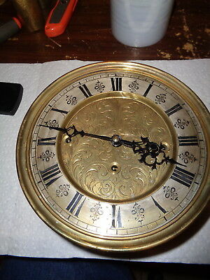 Antique 3 Weight-Vienna Regulator Clock Movement-Ca.1880-to Restore-#P492