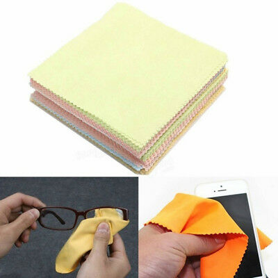 Advanced 10Pc Microfiber Phone Screen Camera Lens Glasses Cleaner Cleaning Cloth