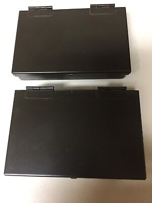 Lot of 2 Military Style Ammo Box? by Auto Skate Co. New York NOS