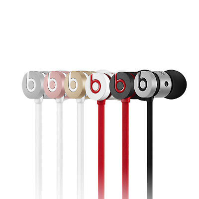 Beats by Dr. Dre UrBeats 2.0 In-Ear Headphones Refurbished + Pouch & Accessories