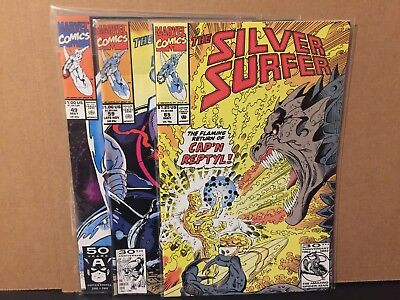 Silver Surfer 49 59 65 NM High Grade Marvel Comics Combine Shipping