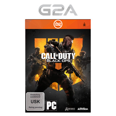 Call of Duty Black Ops IIII 4 Key [PC Spiel] Battle.net Download Code COD BO4 EU