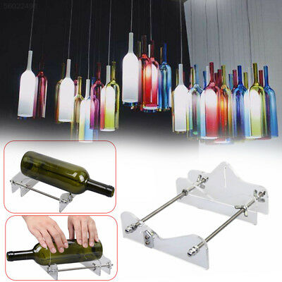 1329 Effective Glass Wine Bottle Cutter Machine Craft Cutting Tool DIY Recycle K