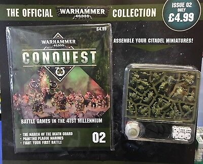 Warhammer Conquest Collection Issue No 2.