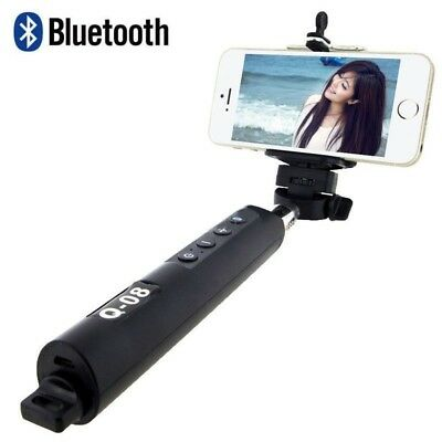 Bluetooth Extendable Handheld Selfie Stick Monopod With Zoom for iPhone Phone