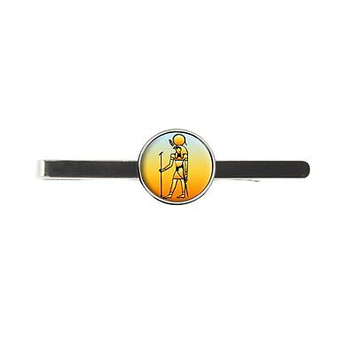Egyptian God Ra Tie Slide Ideal Birthday Wedding Or Father Day Gift C291