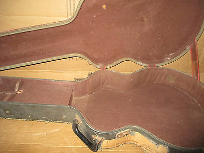 1963 GRETSCH COUNTRY GENTLEMAN CASE - made in USA