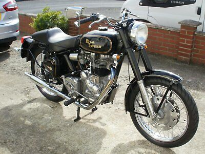 ROYAL ENFIELD 500 BULLET CLASSIC 1999. only 4300mls.