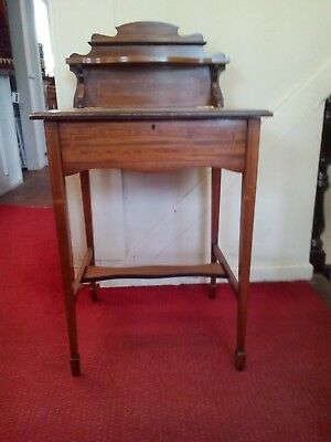 Antique Edwardian ladies writing desk (circa 1900)
