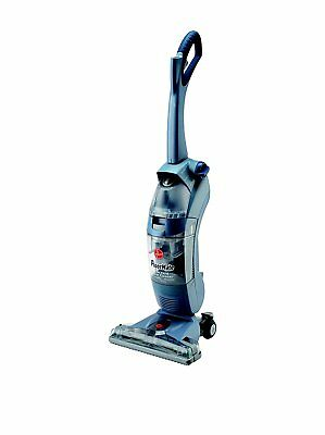 Hoover FL 700 - Hard Floor Vacuum Cleaner Light Blue / Transparent
