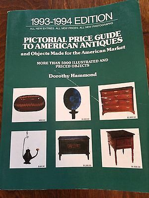 Pictorial Price Guide To American Antiques and Objects for The American Market