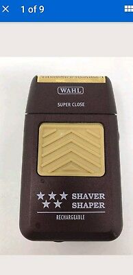 WAHL Professional 5-Star Cord/Cordless Rechargeable Shaver/Shaper #8061