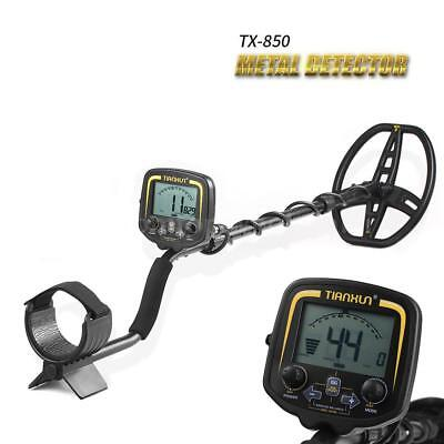 Metal Detector Gold Treasure Finder Tool Waterproof Search Coil Deep Search F9C8