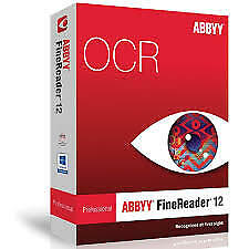 ABBYY FineReader 12 Professional Edition PC