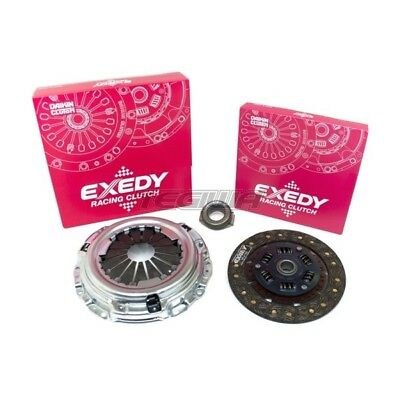 Exedy Racing Single Series Stage 1 Organic Clutch Kit For Mitsubishi Fto 6A12