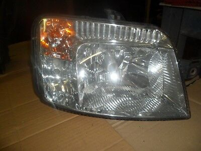 Fiat Panda O/S/F Headlight Unit 04-09