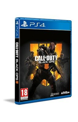 Call of Duty Black Ops 4 PS4 ***PRE-ORDER ITEM*** Release Date: 12/10/18