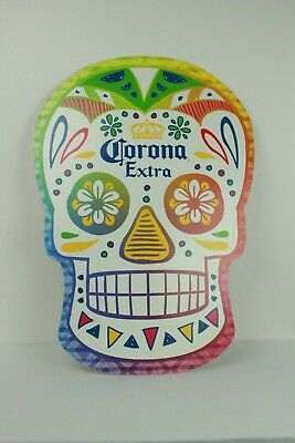 "30.5 x 19"" Corona Extra Official Day of the Dead Sugar Skull Poster Extra Large"
