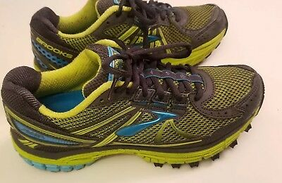 d8fcfb084d2 Womens Size 8 BROOKS Adrenaline ASR Running Shoes Trail Athletic Sneakers