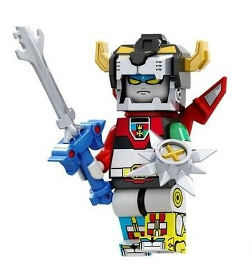 Voltron Mini figure