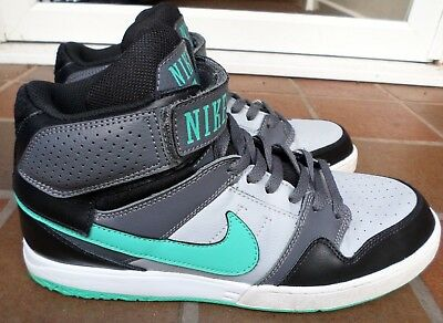 cheap for discount 39770 e132b Nike Zoom Air Mogan Basketball Shoes UK 8.5 Retro Mid 2 Dunk Leather - Free  P P