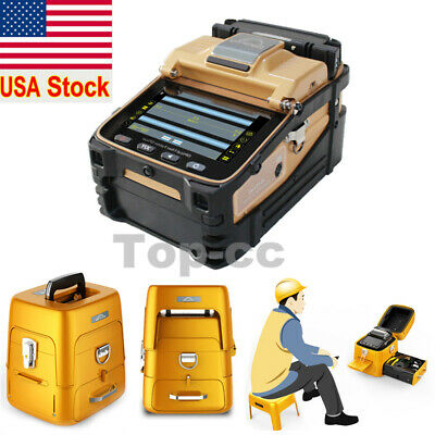 SM&MM Automatic Fiber Optic Splicing machine/ Fusion Splicer Kit / Cleaver /AI-8