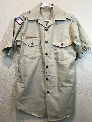 Boy Scouts Of America Mens Small