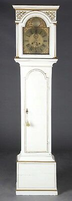 WILLIAM BARROW LONDON grandfather clock 1740