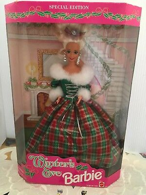 Barbie Winter's Eve 1994 Special Edition Holiday Christmas NRFB