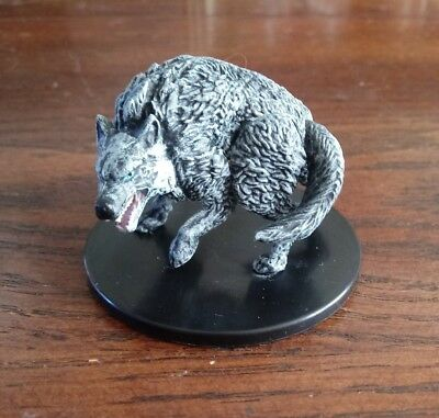 Winter Wolf 25/45 Storm King's Thunder Dungeons and Dragons Mini