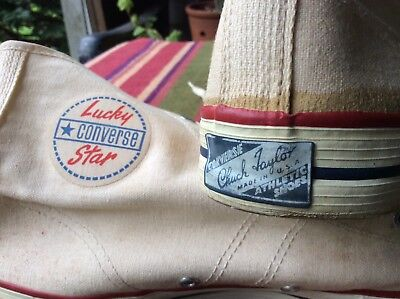 Vintage 50's Converse super rare made in usa