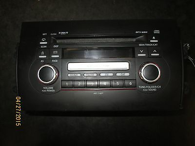 07 08 09 Suzuki 5X4 Radio Fm / Am Tuner 2 CD Lecteur MP3 / Wma #39101-80J11