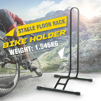 Portable Bicycle Cycling Bike Floor Parking Stand Rack Storage Instant Park AU