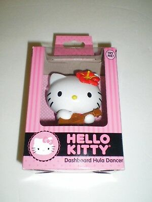 Hello Kitty Hula Dancer  Dashboard  NIB