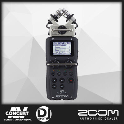 Zoom H5 Portable Field Recorder