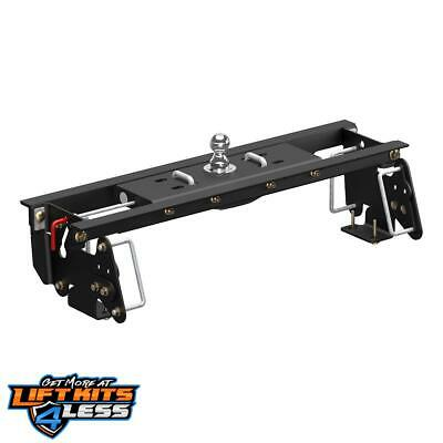 CURT 60682 Double Lock Ezr Gooseneck Hitch Kit for 2003-2013 Dodge/Ram 2500/3500