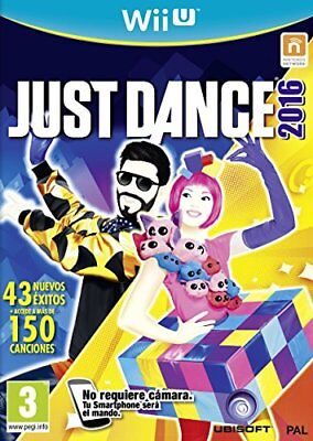 Ubisoft Just Dance 2016, Wii U - video games Wii U, Wii U, Dance, Ubisoft, E10
