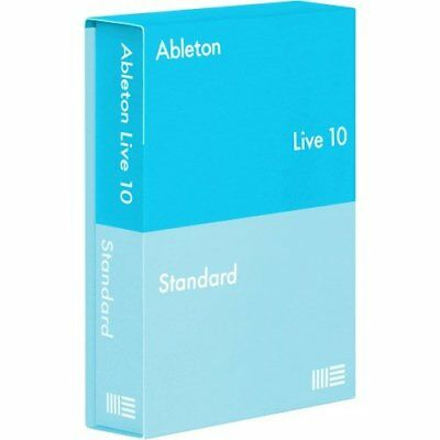 Ableton Live 10 Standard Boxed